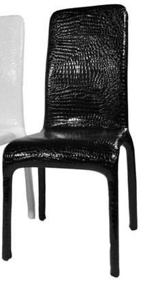 4X Fabio Dining Chair in Mock Croc
