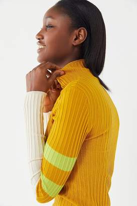 Urban Outfitters Ronnie Ribbed Knit Turtleneck Sweater