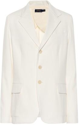 Polo Ralph Lauren Cotton-blend blazer
