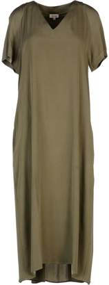 Her Shirt 3/4 length dresses
