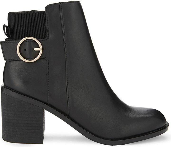 AldoALDO Rosaldee leather heeled ankle boots