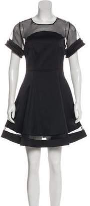 Alexis A-Line Cocktail Dress