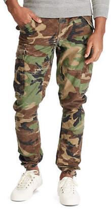 Polo Ralph Lauren Modern M43 Camo Cotton Cargo Pants with Corozo Buttons