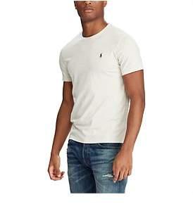 Polo Ralph Lauren Mens Custom Slim Fit Cotton T-Shirt