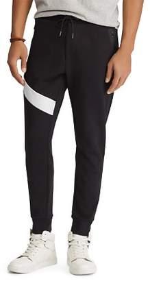 Polo Ralph Lauren Polo Striped Active Fit Double-Knit Jogger Pants