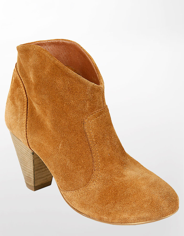 STEVEN BY STEVE MADDEN Pembrook Suede Booties