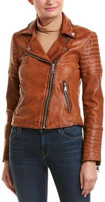 Bagatelle City Leather Jacket