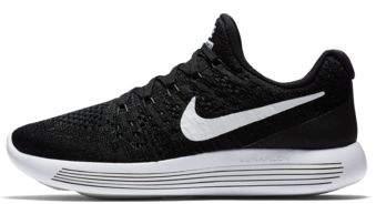 Nike Nike LunarEpic Low Flyknit 2 Women's Running Shoe Size 5 (Black) - Clearance Sale