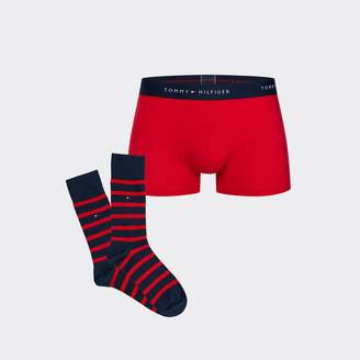 Tommy Hilfiger Trunk & Sock Gift Pack