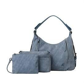 BLACK CAVIAR Amber Hobo Bag