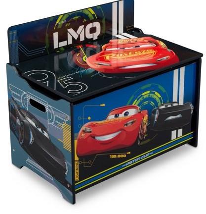 Disney/Pixar Cars Deluxe Toy Box