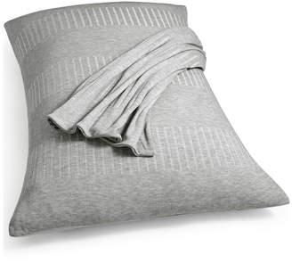 Calvin Klein Modern Steve Standard Sham, a Macy's Exclusive Style Bedding
