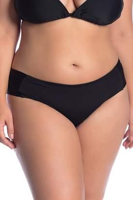 Becca Color Splash Hipster Bikini Bottom (Plus Size)