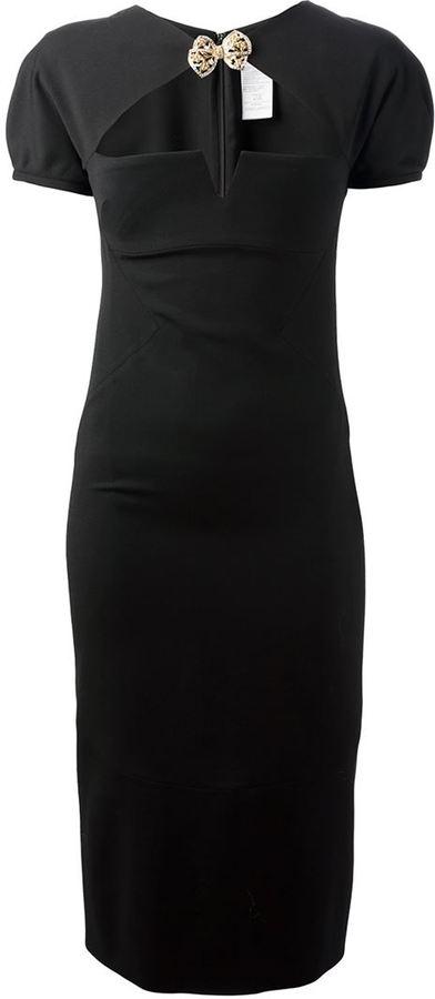 DSquared DSQUARED2 cut-out dress