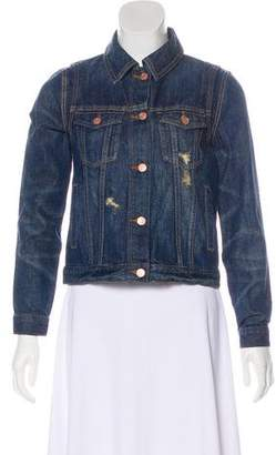 Marc by Marc Jacobs Denim Button-Up Jacket w/ Tags