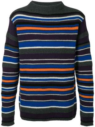 Coohem ribbed knit pullover
