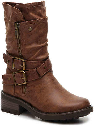 Bullboxer B52 by Riley Zipper Youth Boot - Girl's