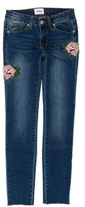 Hudson Skinny Mid-Rise Jeans w/ Tags