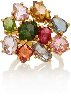 Pippa Small Marlar Large Spinel Ring