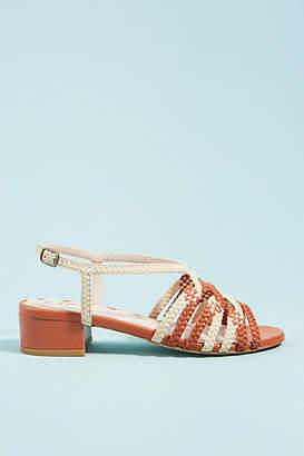 Miss L Fire Clementine Block Heels