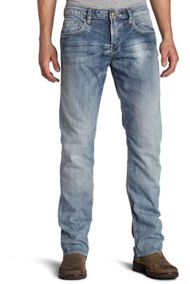 Buffalo David Bitton Men's Six Slim Straight-Leg Jean In Stretch Denim