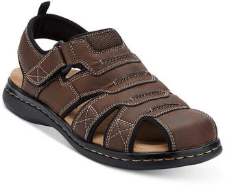 G.H. Bass & Co. Men's Closed-Toe Atlantic Fish Sandals, Created For Macy's Men's Shoes