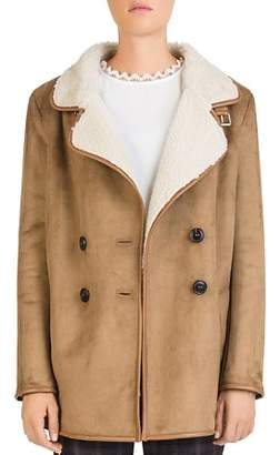 Gerard Darel Suki Faux-Shearling Coat - 100% Exclusive