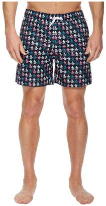 Original Penguin Digital Pete Print Swimwear Men's Swimwear