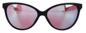 Cat Eye Krewe Monroe Cat-Eye Sunglasses