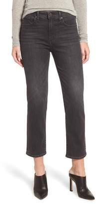 Levi's 724(TM) High Waist Crop Straight Leg Jeans
