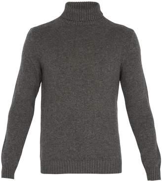 A.P.C. Cidre roll-neck sweater