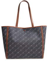 Stella McCartney Logo Canvas Tote