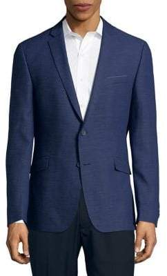 Strellson Aleks Wool-Blend Suit Jacket