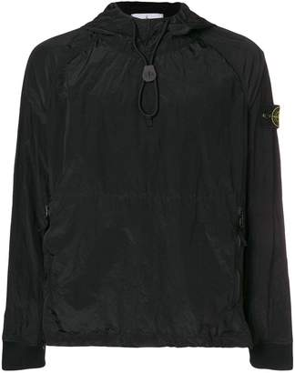 Stone Island funnel neck lightweight jacket