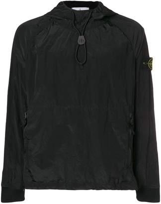 Stone Island funnel neck lightweight jacket