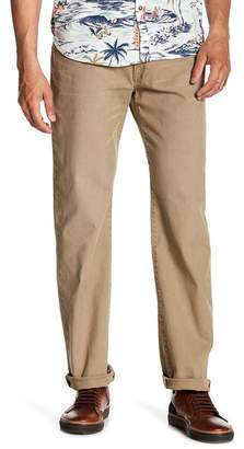 "Lucky Brand 363 Straight Leg Pants - 30-34"" Inseam"