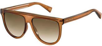 Marc Jacobs Flattop Teardrop Sunglasses