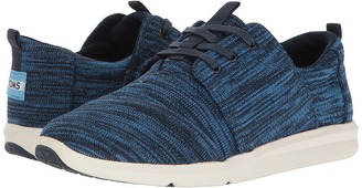 TOMS - Del Rey Sneaker Women's Lace up casual Shoes $79 thestylecure.com