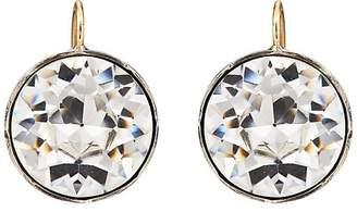 "Stephanie Windsor Antiques Women's ""Paste Crystal"" Drop Earrings"
