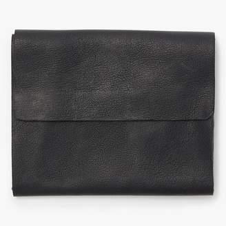 Farah Johnny Kan Paper Wrap Wallet Black