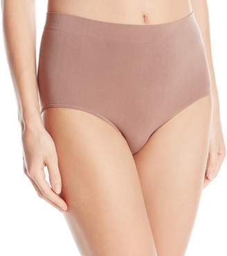 Bali Women's Seamless All-Over Smoothing Brief