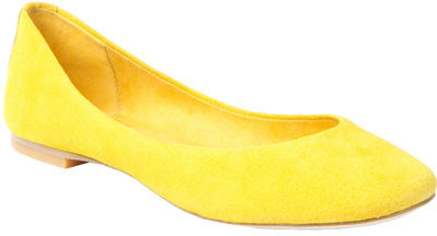 Kinky Yellow Suede