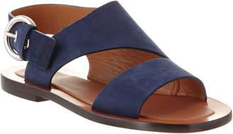 Celine Bam Bam Suede Flat Sandal