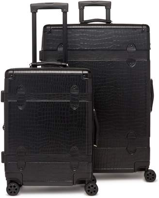 CalPak 20-Inch & 28-Inch Trunk Rolling Luggage Set