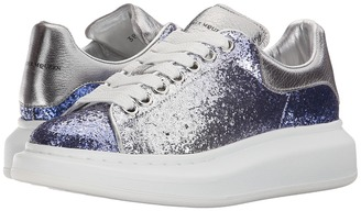 Alexander McQueen Sneaker Tess S.Gomma $575 thestylecure.com