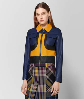 Bottega Veneta MULTICOLOR CERVO COAT