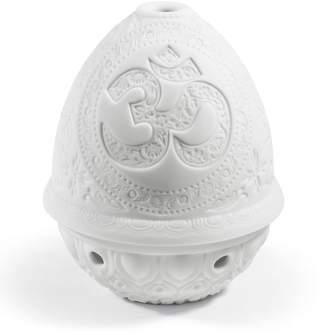 Lladro Om Lithophane Lamp