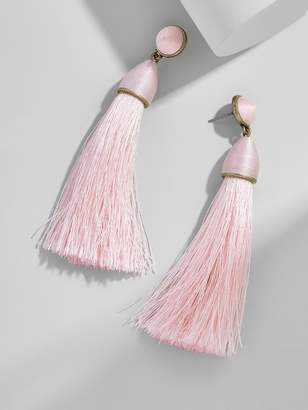 BaubleBar Rosabella Tassel Earrings