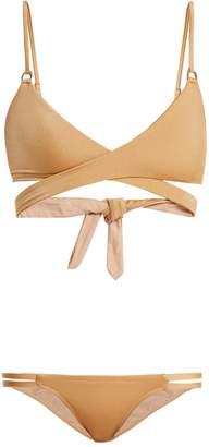 Melissa Odabash Indonesia wrap bikini