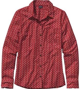 Patagonia Brookgreen Shirt - Long-Sleeve - Women's